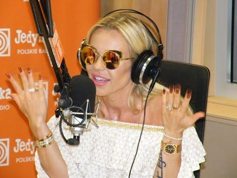 Doda śpiewa a capella w studiu Jedynki. Tej piosenki nie znacie...