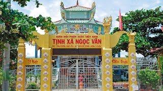 Sư Cô Bích Liên Kỷ Niệm 3 năm xuất gia tại Tịnh Xá Ngọc Vân Bình Thuận 2018