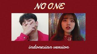 LEE HI - 누구 없소_No One (feat. B.I of iKON) (Indonesian Ver.)