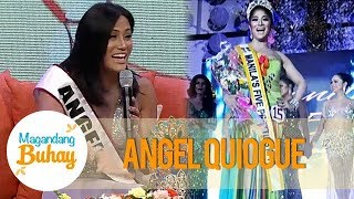 Magandang Buhay: Angel explains how she joins beauty pageants before