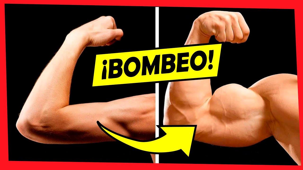 Ejercicios para 💪BRAZOS💥Poderosos!!! Mancuernas | en Casa | BOMBEO! | Hombres