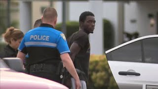 2 arrested following police chase that ends in Kendall