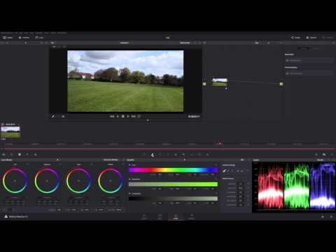 Drone photography masterclass part 3 Davinci Resolve basics