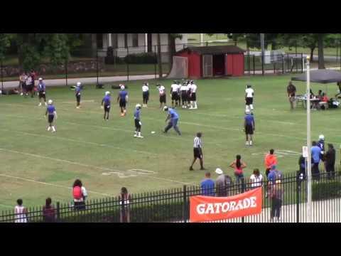 DHHS Varsity Football 7v7 Day 2 Game 1