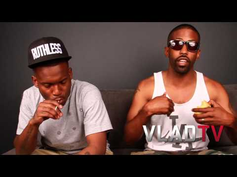 Murs Talks Reaction to Kissing a Man in 'Animal Style'