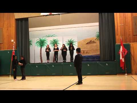 2014 St. John Fisher Remembrance Day Assembly, Turn to Stone (Ingrid Michaelson Cover)