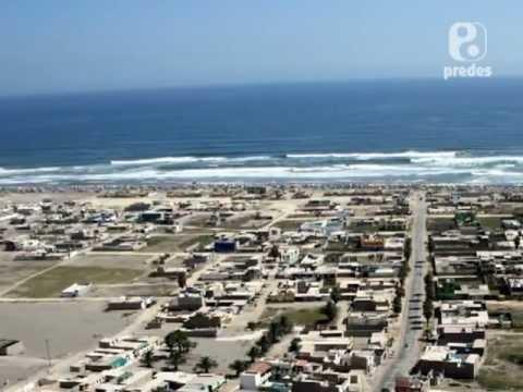 Video evacuación ante tsunami en La Punta, Camaná