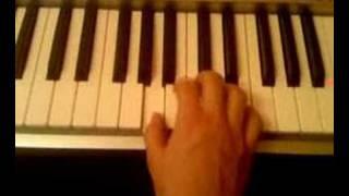 Gheddo auf Keyboard (Eko fresh & Bushido)