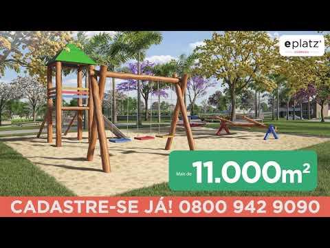 Eplatz Dobrada – Novo conceito de Loteamento Aberto com Lazer na Região de Matão/SP – Cadastre - se!