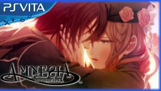 Amnesia: Memories - US Announce Trailer - PS Vita