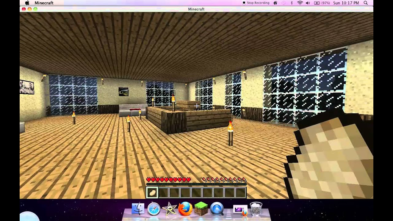 Minecraft Biggest Mansion Ever - YouTube