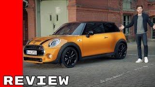 2017 Mini Cooper S Review