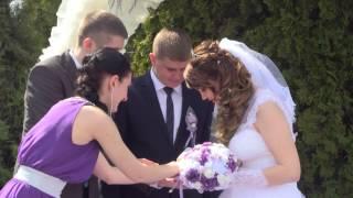 Свадебная церемония в Хорлах, агентство Безупречная свадьба Херсон
