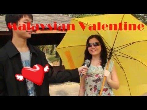 Malaysian Valentine