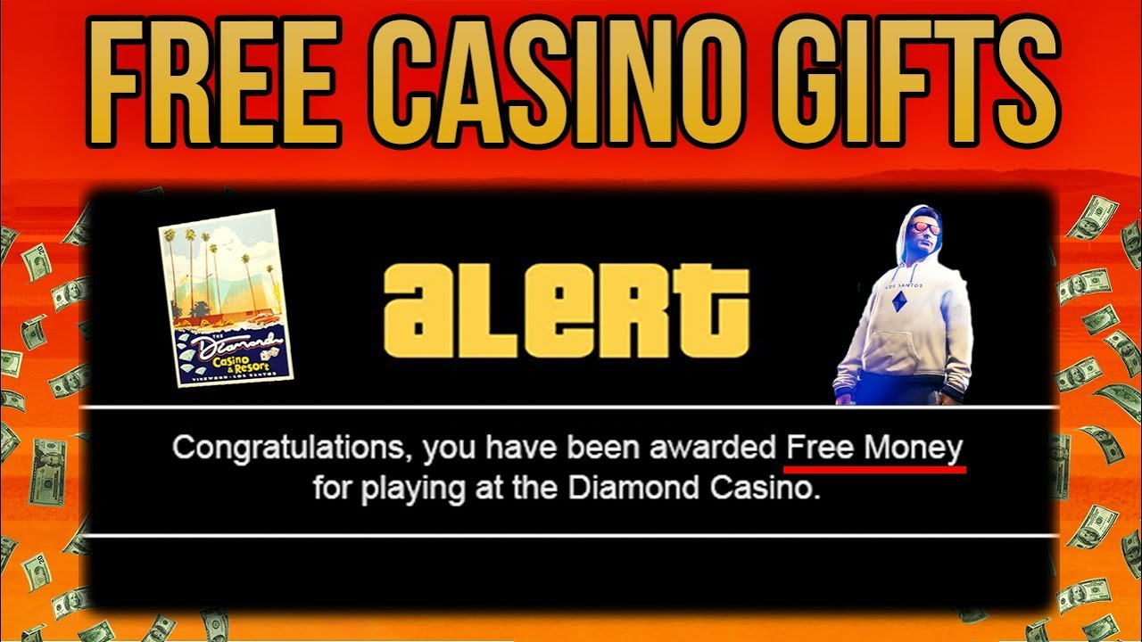 GTA Online Casino DLC - Rockstar Giving FREE MONEY + Thank You Gifts to All  Casino Players!