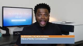 Surviving the New Norm w /Marcedes Fuller on SA Living