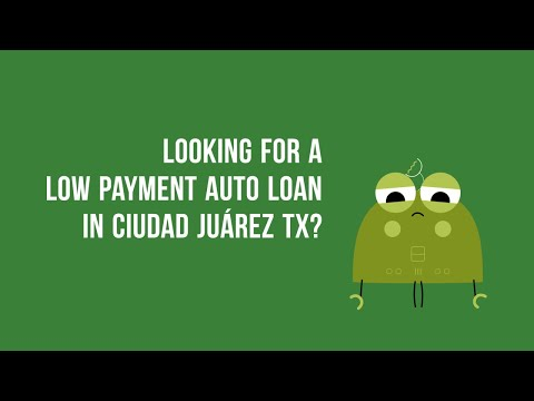 Zero Down Auto Financing in Ciudad Juárez TX Bad Credit or Good Credit