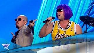 HEAVY METAL y REGGAETÓN… ¿Una mezcla EXPLOSIVA? | Audiciones 3 | Got Talent España 5 (2019)