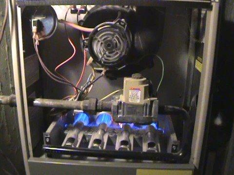 Ac Furnace Blower Motor Wiring Diagram Ruud Silhouette Operation Youtube