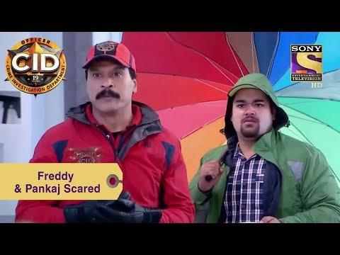 Your Favorite Character | Freddy & Pankaj Scared Of The Criminal | CID