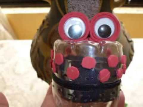 Objetos hechos con botellas pl sticas pet new vital for Objetos hechos con marmol
