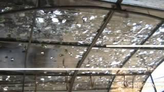 видео навесы из поликарбоната