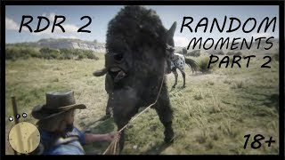 red dead redemption random moments part 2