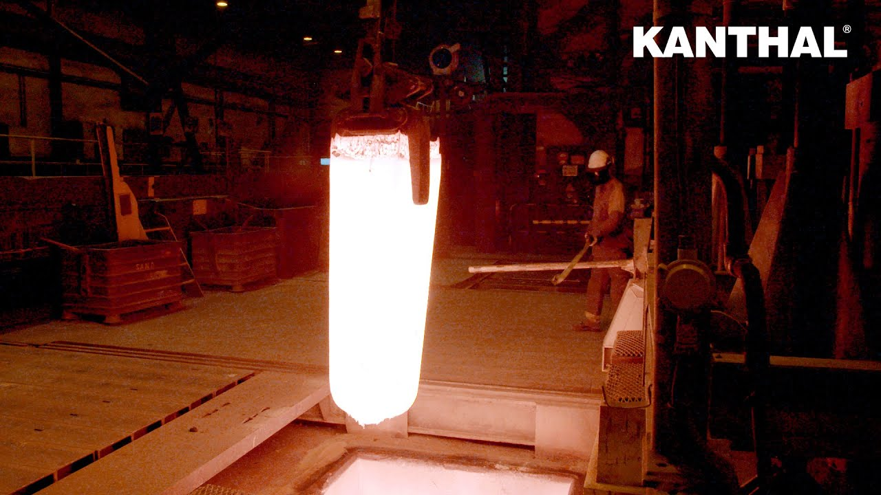An electric pit furnace that delivers high precision with no CO2