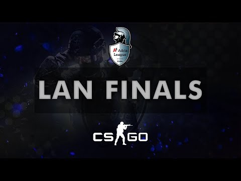A1 Adria League | CS:GO Lan Finals