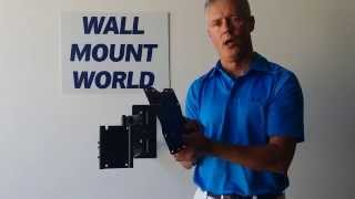 Features of the ASM 501S TV Wall Mount