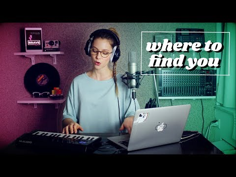 Where To Find You  - Nick Jonas   Romy Wave Loop Cover