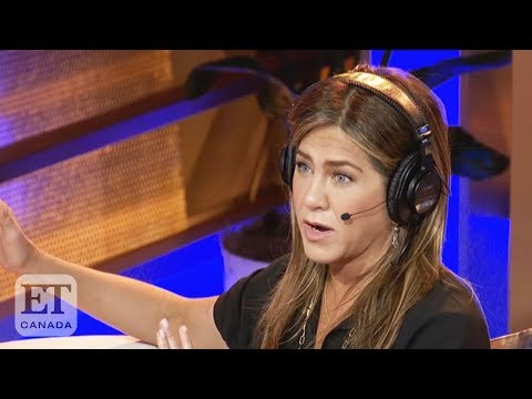 Jennifer Aniston On 'Friends' Reboot