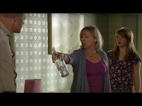 Carol Blames Lauren For Billies Death! - EastEnders - BBC