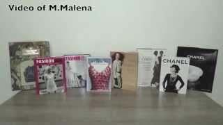 My Books: Lv , Chanel ... 📖📚