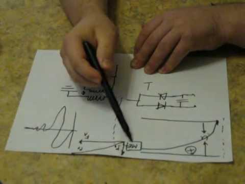 схема генератора капанадзе