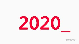 Team Xerox: 2020 In Review