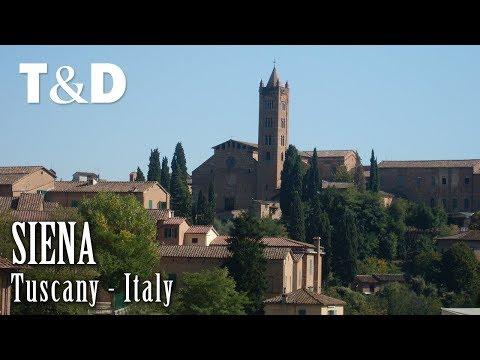 Siena, Italy - Tourist Guide To Siena Travel Video