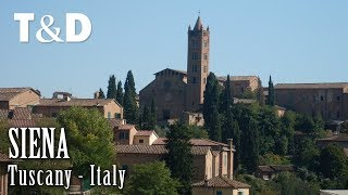 Siena, Italy - Tourist Guide To Siena Travel Video