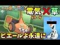 【ポケモンUSM】ピエール瀧よ永遠に…電気グルーヴだけど草タイプなカットロトムでシングルレート!