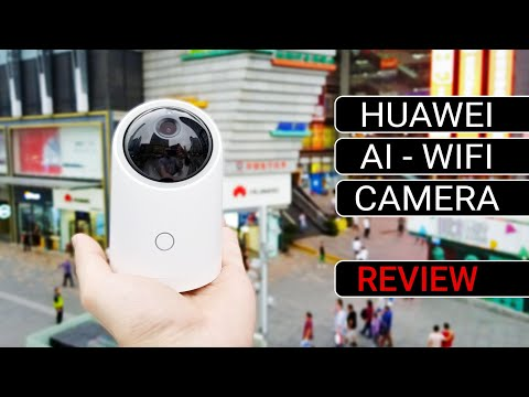 Huawei AI WiFi Camera Buying & Testing in China