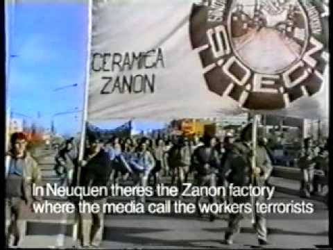 Argentina In Revolt- Buenos Aires & the 2001/2002 IMF Riots (English subtitles)