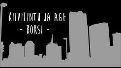 Kiivilintu x Age - Boksi (Prod. Outspoken)