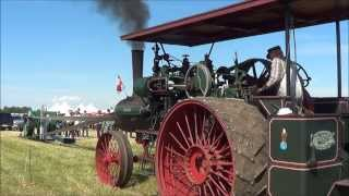 Case Steam Traction Engine Dyno
