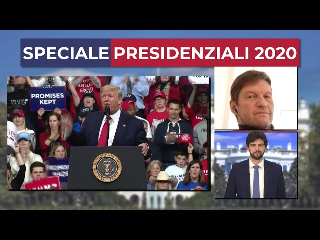 Speciale elezioni presidenziali 2020 (seconda puntata): Il punto con il giornalista Luca Rigoni
