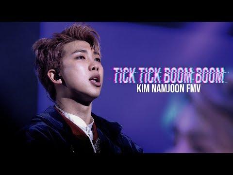 Tick Tick Boom Boom | Kim Namjoon [FMV] (#RMGalaxyDay)