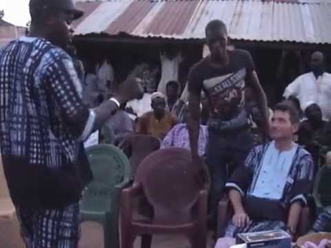 Video 3 Dimbalma Voor Gambia Meet Kunting and surrounding villagers