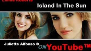 Video Emma Roberts - Island In The Sun ( Instrumental ) download MP3, 3GP, MP4, WEBM, AVI, FLV November 2017
