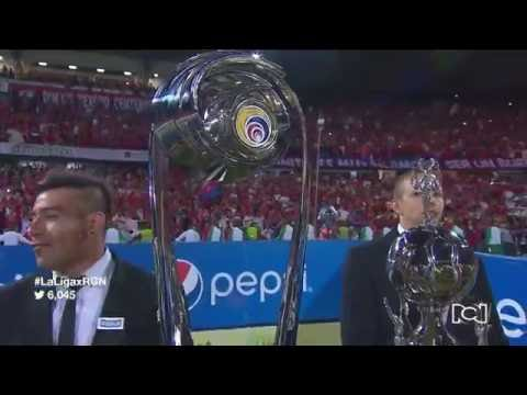 Celebración Independiente Medellin Campeon
