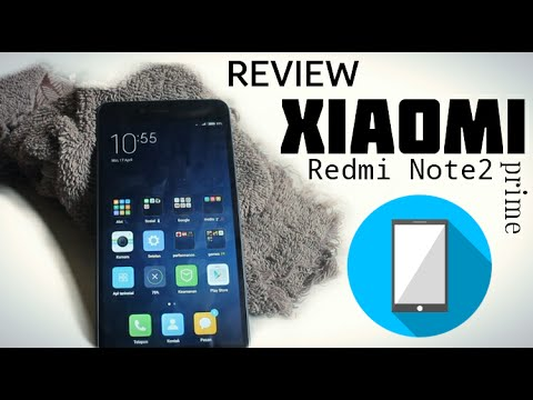 Review Xiaomi Redmi Note 2 Prime ''hape Gaming harga Miring''