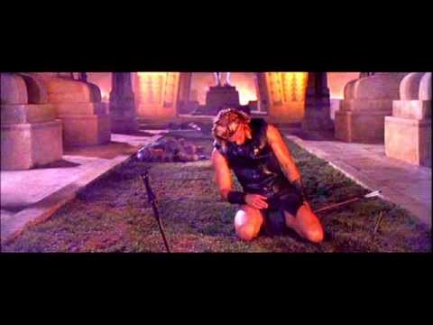 Troy OST - 11 Through The Fires Achilles
